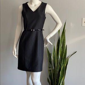 George Slim Fitting Grey Dress